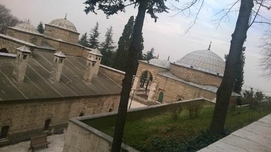 Yildirim Bayezit Mosque (Yildirim Bayezit Camii): külliye