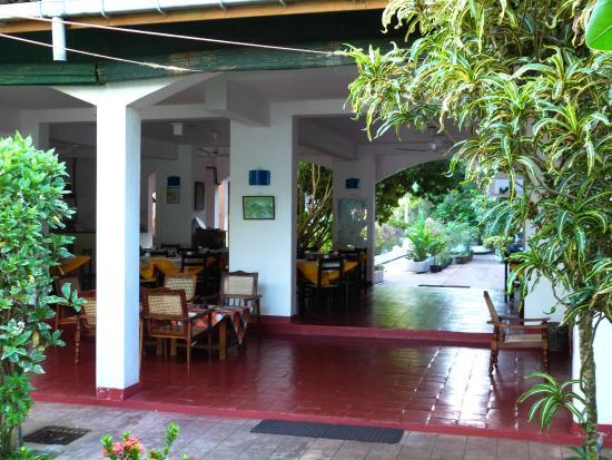 Hotel Hemadan : restaurant