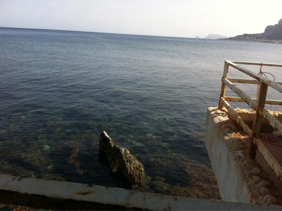 Terrazza sul mare picture of al gabbiano mondello - Terrazzi sul mare ...