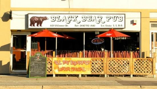 Black Bear Pub