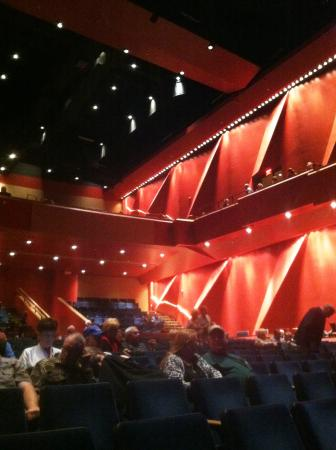 Stafford, TX: View inside the theatre 1