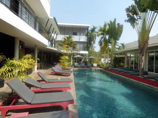 MEN's Resort & Spa - Gay Hotel: Pool