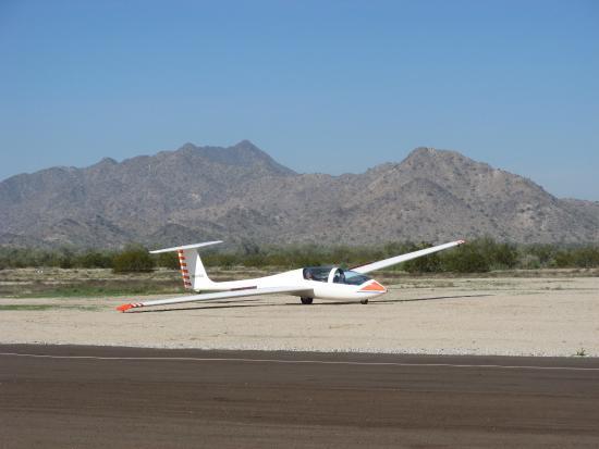 Arizona Soaring Inc.: Soft Landing