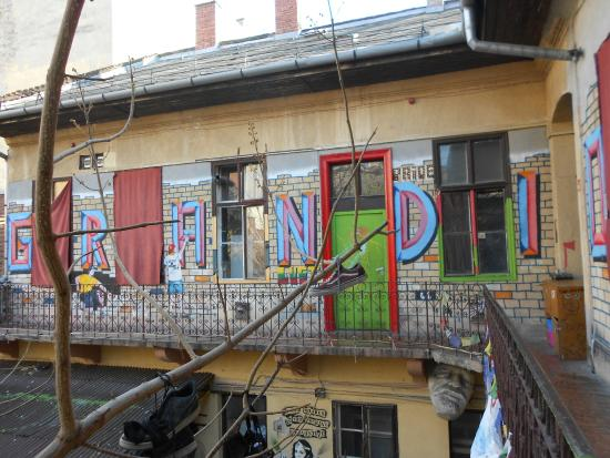 Grandio Party Hostel: Open and friendly and funny