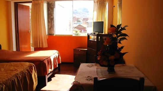 Casa de Mama Cusco 2-The Ecohouse: Habitación doble
