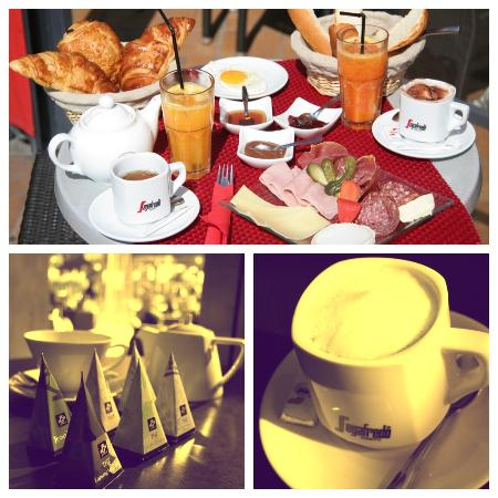 Café Maxime : brunch