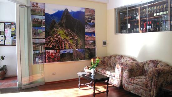 Casa de Mama Cusco 2-The Ecohouse: Recepción