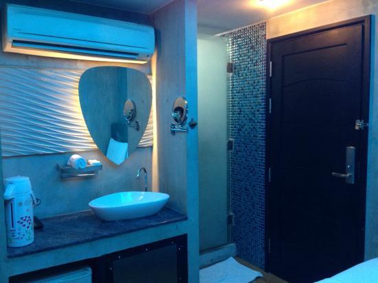 Blutique Hotel: Nice room