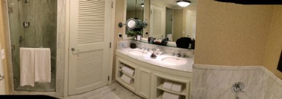 BathroomPicture of The RitzCarlton Orlando Grande Lakes