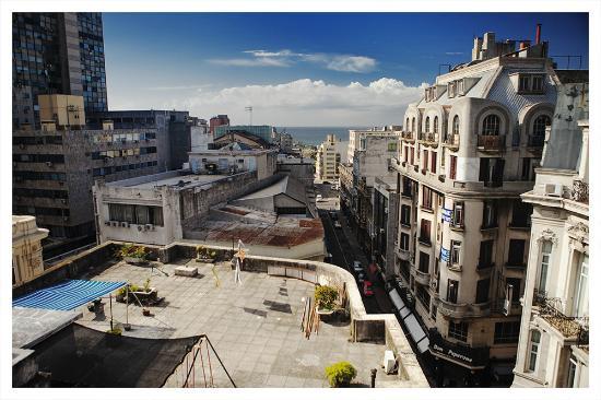 """Der Ausblick vom Balkon des """"Superior Zimmers"""" im 6. Stock ist sensationell! (123979485)"""