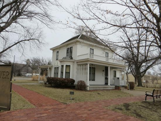 Abilene, KS: Boyhood Home in Abeline