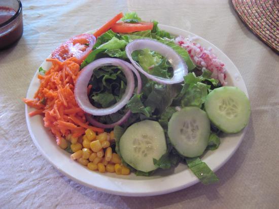 The German Cafe : Seasonal Salad