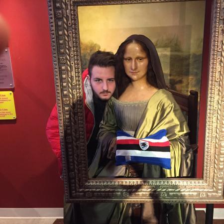 Museo Delle Cere Amsterdam.Abbastanza Costoso Come Museo Ma Se Hai Voglia Di Svagarti Ne Vale