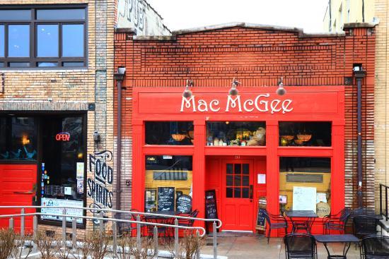 Decatur's Square: Mac McGhee