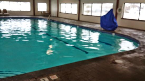 Doubletree By Hilton Hotel Port Huron Pool