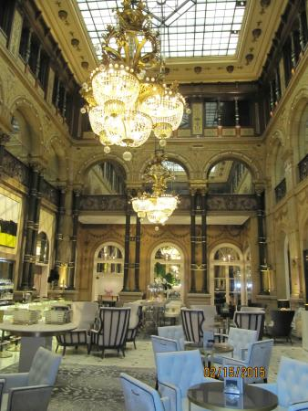 Nice Remodeled Room Picture Of Hilton Paris Opera
