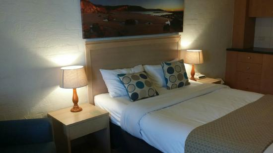 Chatby Lane Apartments: Relaxing hotel room