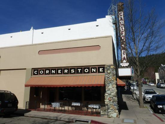 Cornerstone Cafe : Downtown Dunsmuir