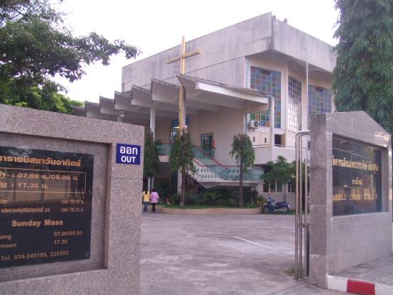 ‪Our Lady of Lourdes Church‬