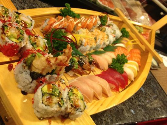 Hawaiian roll picture of izakaya shogun japanese sushi - Shogun japanese cuisine ...