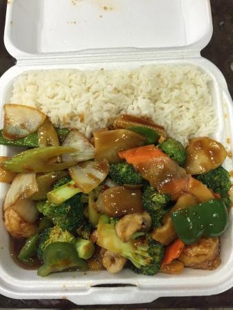 Fern Park, فلوريدا: Szechuan Shrimp