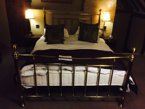 Coleshill Hotel: Amazing room for Valentines