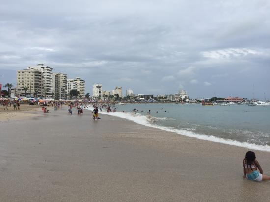 Hotel Marvento: La playa