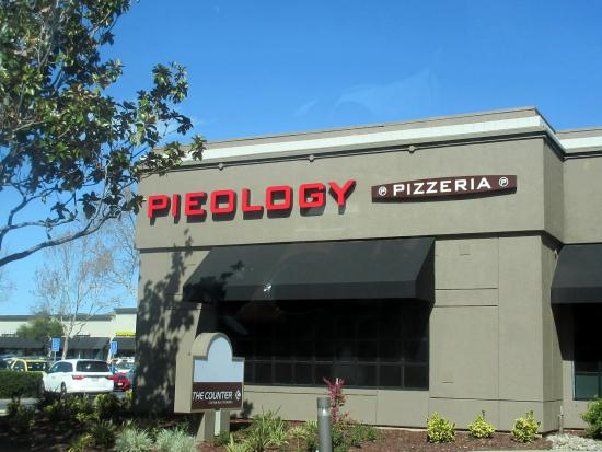 Pieology: Pieology Pizzeria, Fremont, Ca