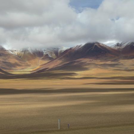 Uyuni, Bolivia: Desierto de siloli