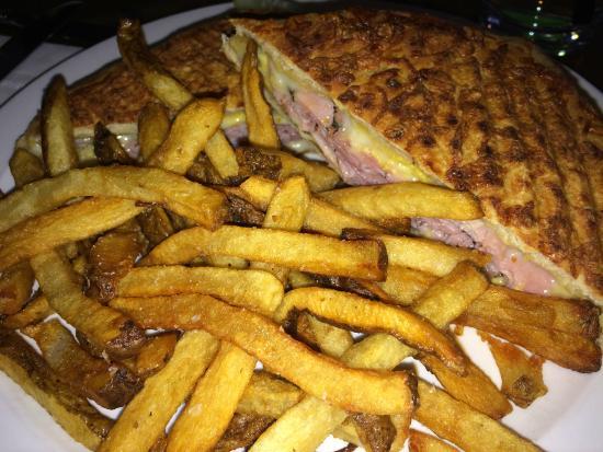 Loretta: Ham & Cheese Panini