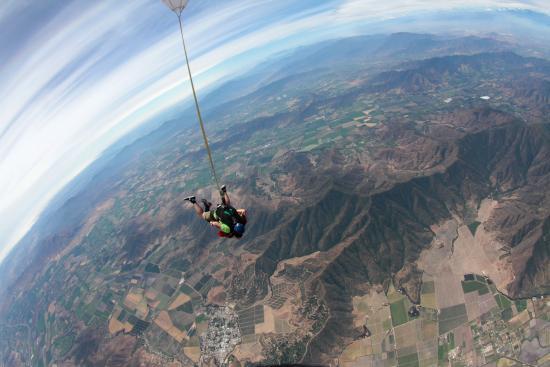 Skydiveandes: Volar!