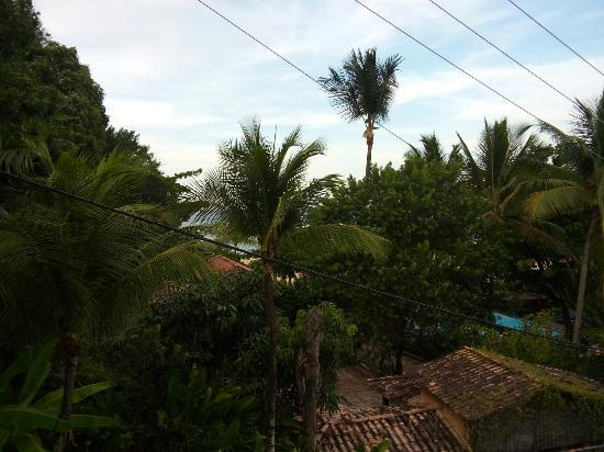 Pousada Bahia Bella: Vista agradável!