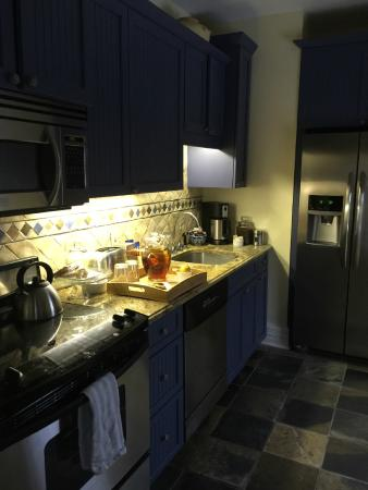 German Village Guest House : Kitchen