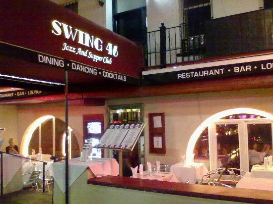 Swing 46 Ny Picture Of Swing 46 Jazz And Supper Club New