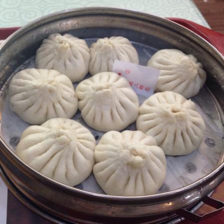 Goubuli (Shandong Road) : 食感、味はよくなかった。