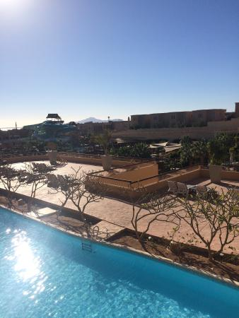 Coral Sea Aqua Club Resort: Wakey wakey sharm el sheikhey