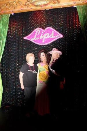 Lips: My sisters bachelorette party