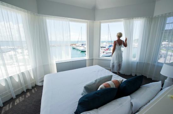 master bedroom of the 2 bedroom loft suite picture of. Black Bedroom Furniture Sets. Home Design Ideas