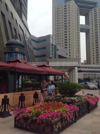 XiaoBaiLou OuShi FengQing Jie: ストリート入り口