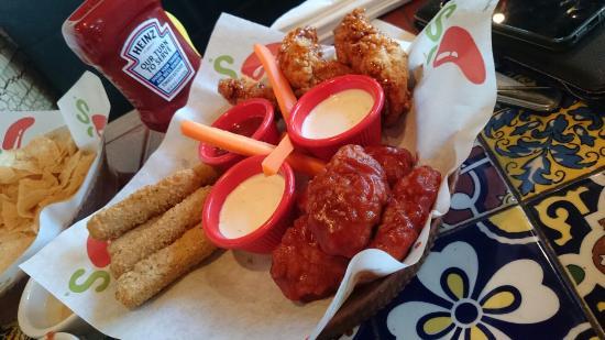 Chili's: Triple dipper