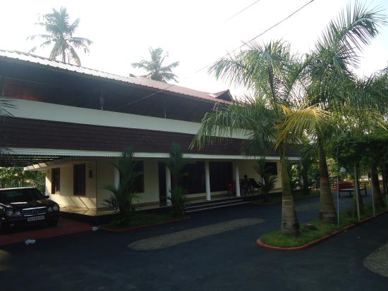Alleppey Farm Cottage