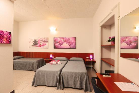 Hotel La Nuova Rotaia