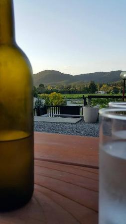 Valley d'Vine Restaurant: the view