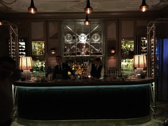 The Connaught: The bar