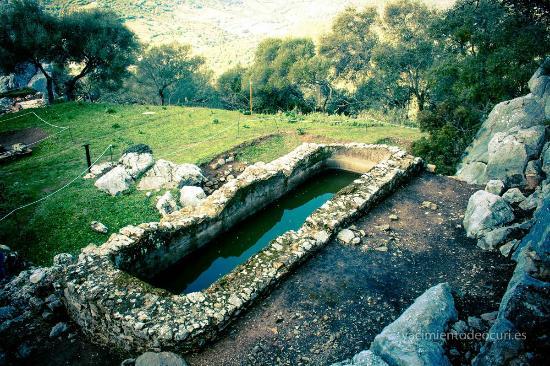 Ubrique, Spain: Una de las cisternas