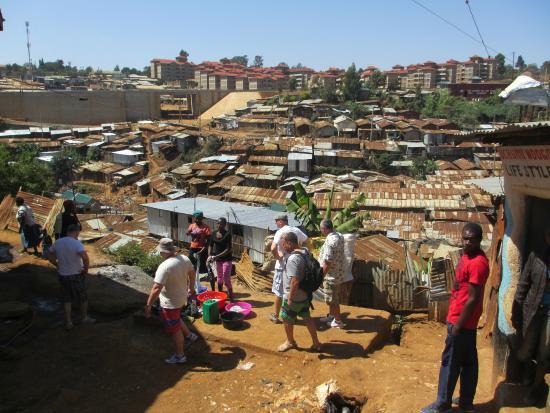 Kibera Tours: Kibera
