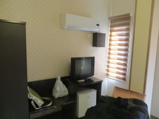 Jahan Hotel: Habitación