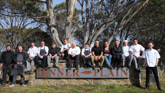 Hotel High Plains: Teamwork