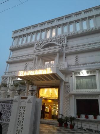 Agra - Regal Vista, A Sterling Holidays Resort: Hotel External View