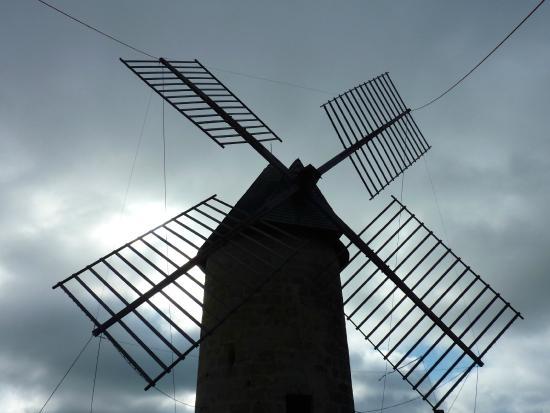 Grateloup-Saint-Gayrand, Francia: moulin de gorry
